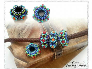 RAW Spacers beading pattern