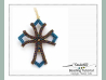 Beading Patterns Small Cross CRAW Tutorial