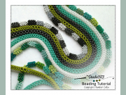 Beading Patterns, 4 CRAW Rope Tutorials