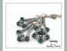 Beading Patterns, Tutorials, CRAW Pendant and Earrings - GATSBY