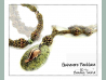 Beading Patterns, Tutorials, CRAW Necklace - GUINEVERE